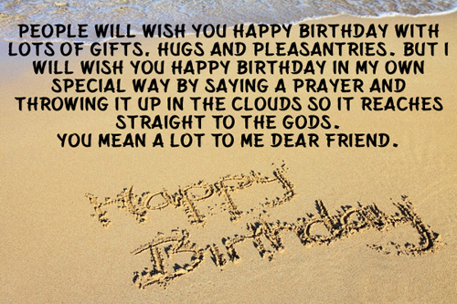 people will wish you happy birthday best friend birthday wishes