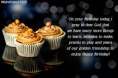 1282 Friends Birthday Wishes