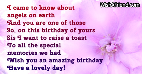 Image result for birthday wishes for sister