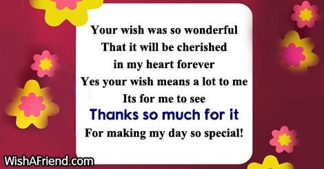Thank you for the birthday wishes page 6 13991 thank you for the birthday wishes m4hsunfo
