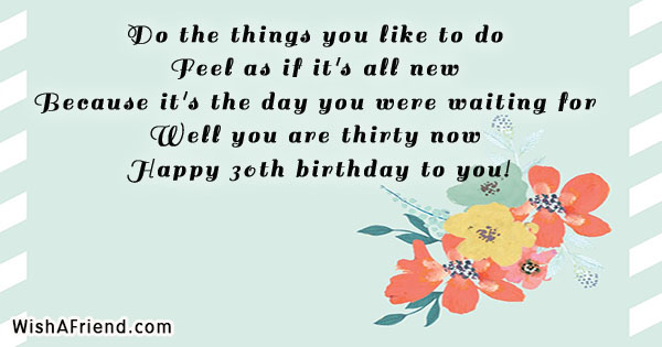 30th Birthday Quotes Page 2