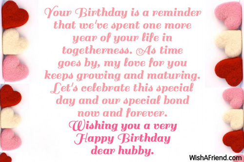 Husband Birthday Messages Rh Wishafriend Com Facebook Happy Message To My Wishes For