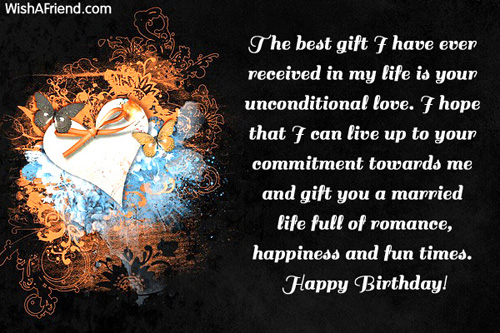1439 Husband Birthday Messages