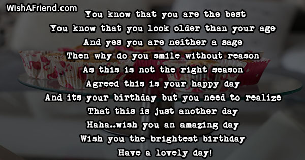 humorous-birthday-poems-15068