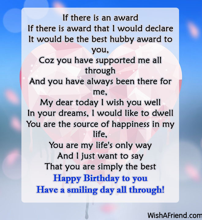 husband-birthday-poems-15166