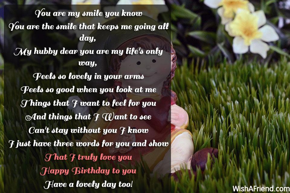 husband-birthday-poems-15177