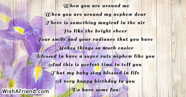 birthday-poems-for-nephew-15799
