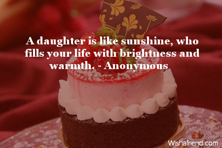 Magnificent Birthday Quotes For Daughter Personalised Birthday Cards Paralily Jamesorg