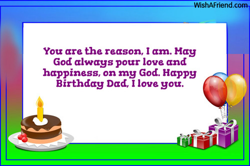 181 Dad Birthday Wishes