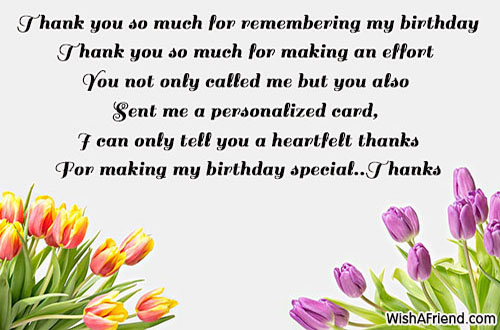 Thank you for the birthday wishes page 6 21297 thank you for the birthday wishes m4hsunfo