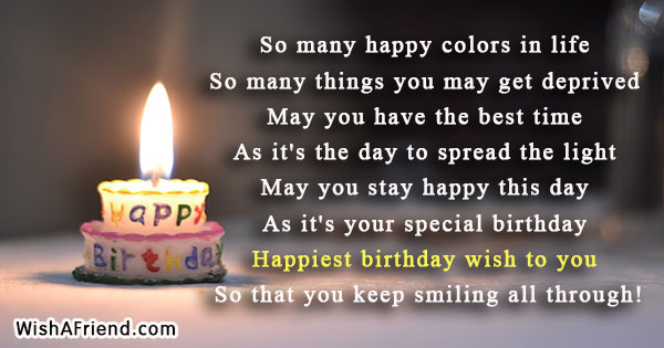 Birthday Wishes Quotes Birthday Wishes Quotes   Page 2 Birthday Wishes Quotes