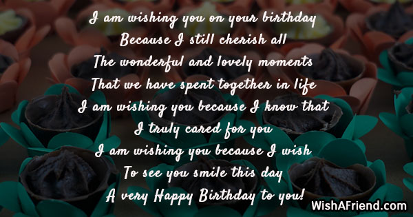 happy birthday letter to ex girlfriend birthday messages for ex 25787 | 24697 birthday messages for ex girlfriend
