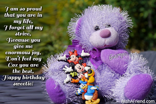 I am so proud that you, Daughter Birthday Message I Am Proud Of My Daughter Quotes