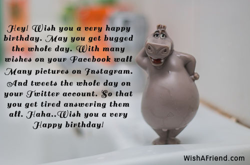funny birthday messages page 2 iframe true