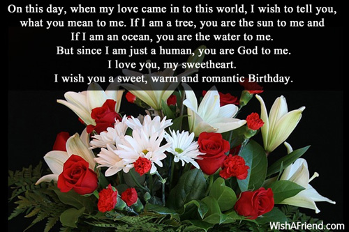 421 Love Birthday Messages