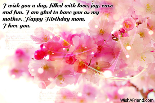 Mom birthday messages 440 mom birthday messages m4hsunfo