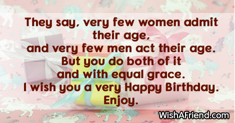 530 Women Birthday Sayings