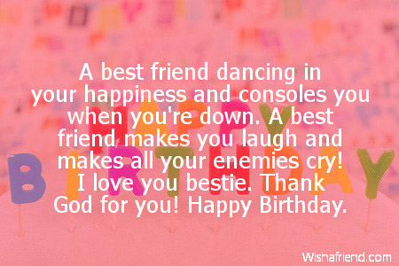 birthday letter to best friend best friend birthday sayings 27255