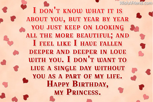 happy birthday letter to ex girlfriend birthday wishes for 25787 | 716 birthday wishes for girlfriend