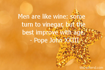 Superb Men Are Like Wine Some Turn Birthday Wish Quote Personalised Birthday Cards Bromeletsinfo