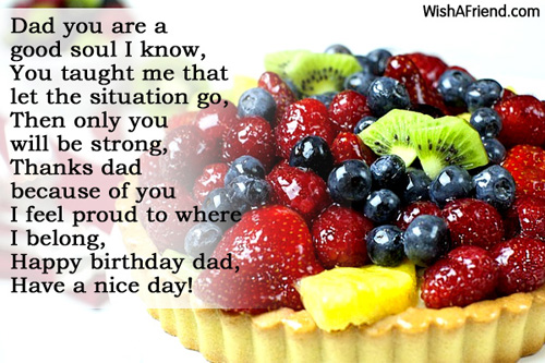 7714 Dad Birthday Wishes