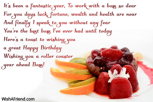 Birthday wishes for boss page 2 940 boss birthday wishes m4hsunfo