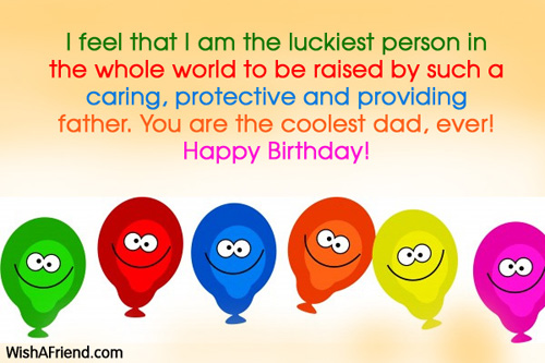 985 Dad Birthday Wishes