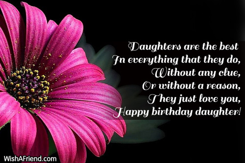9948 Daughter Birthday Sayings