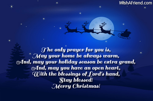 Religious Christmas Sayings - Page 2