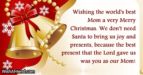 Christmas Message For Mom.Christmas Messages For Mom