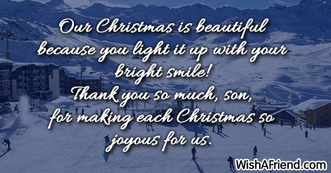 christmas-messages-for-son-16325