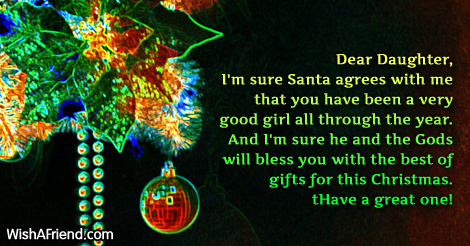 christmas-messages-for-daughter-16333