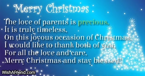 christmas-messages-for-parents-16626