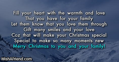 christmas-messages-for-family-17298