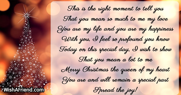 Christmas messages for wife page 2 18834 christmas messages for wife m4hsunfo