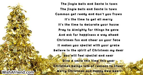 Famous Christmas Poems.Famous Christmas Poems