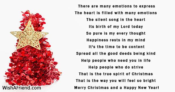 Famous Christmas Poems.Famous Christmas Poems Page 2