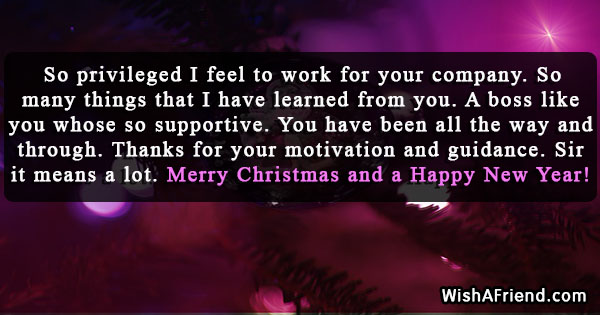christmas-messages-for-boss-20585
