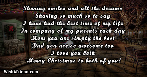 christmas-messages-for-parents-21407