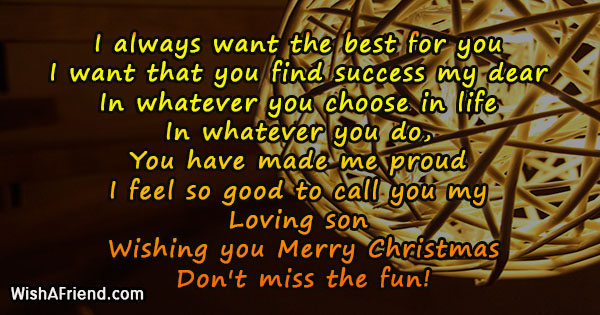 christmas-messages-for-son-22570