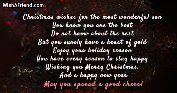 christmas-messages-for-son-22574