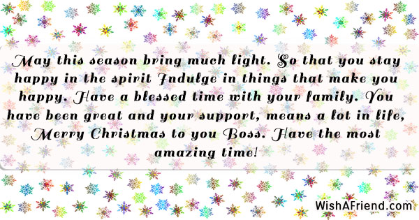 christmas-messages-for-boss-23195