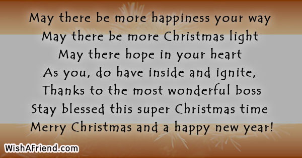 christmas-messages-for-boss-23196