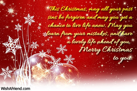 6081 merry christmas messages