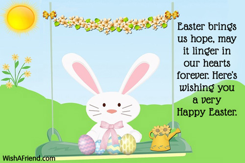 Image result for happy easter message