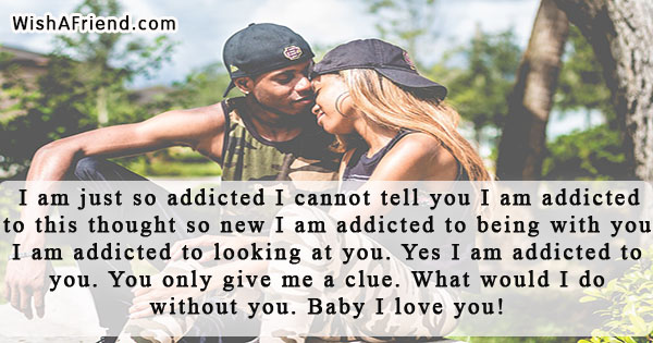 dating an addict quotes