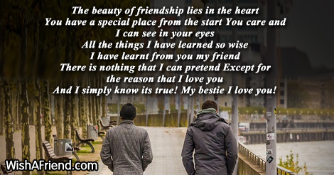 short-friendship-poems-14265