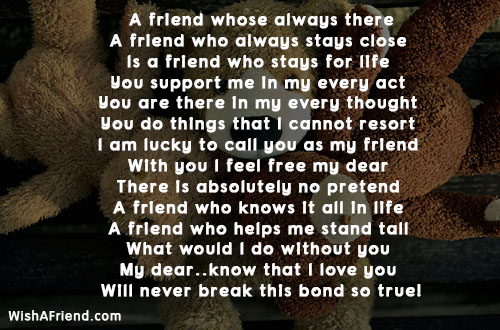 friends-forever-poems-22217