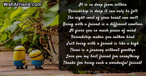 short-friendship-poems-22235