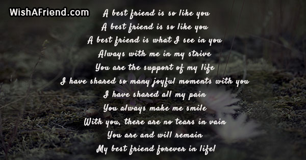 short-friendship-poems-22237